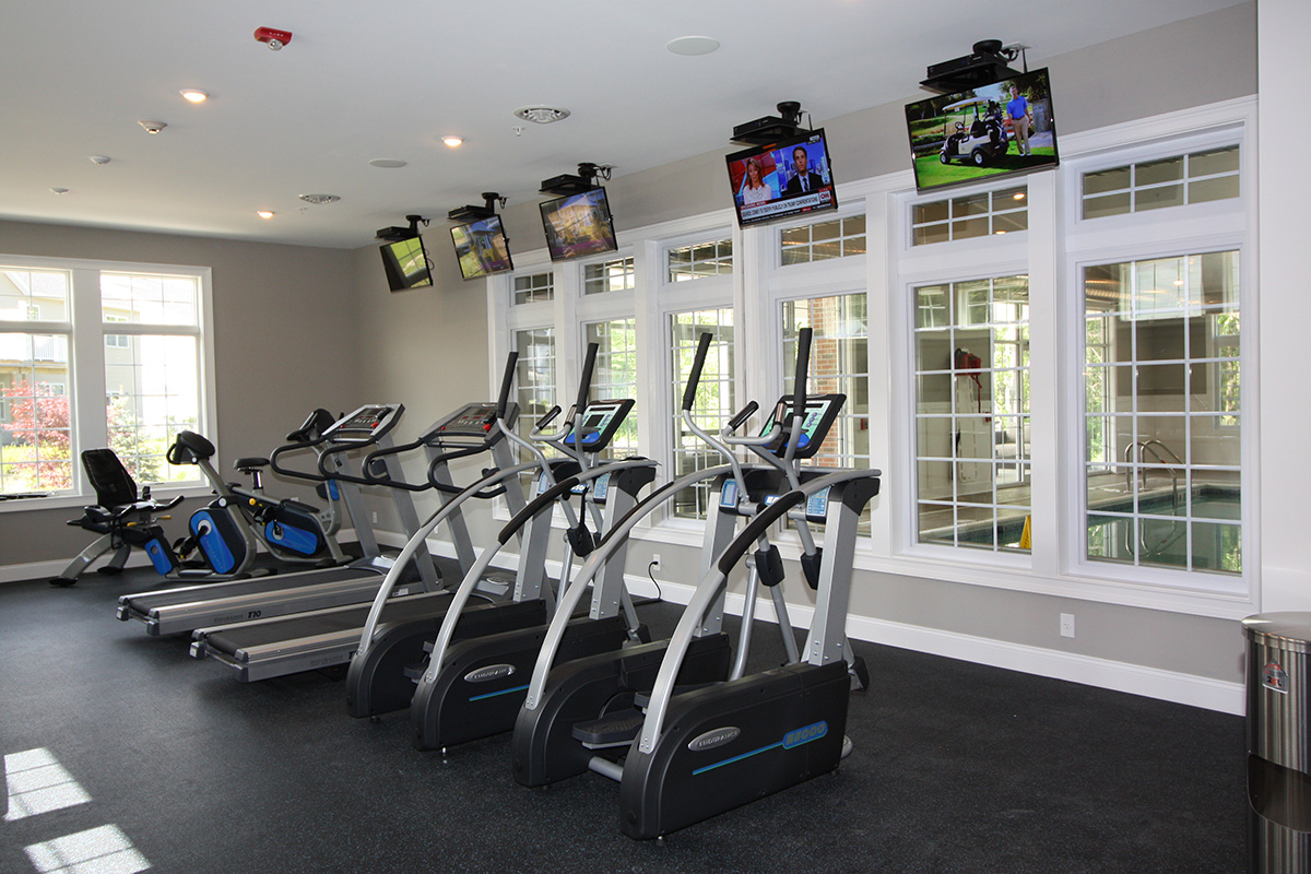 Northern Pass Luxury Fitness Center Colonie NY