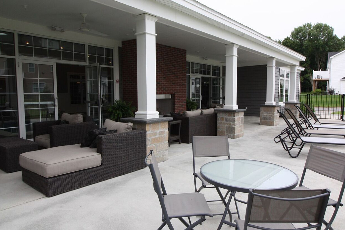 Northern Pass Luxury Outdoor Area Colonie NY