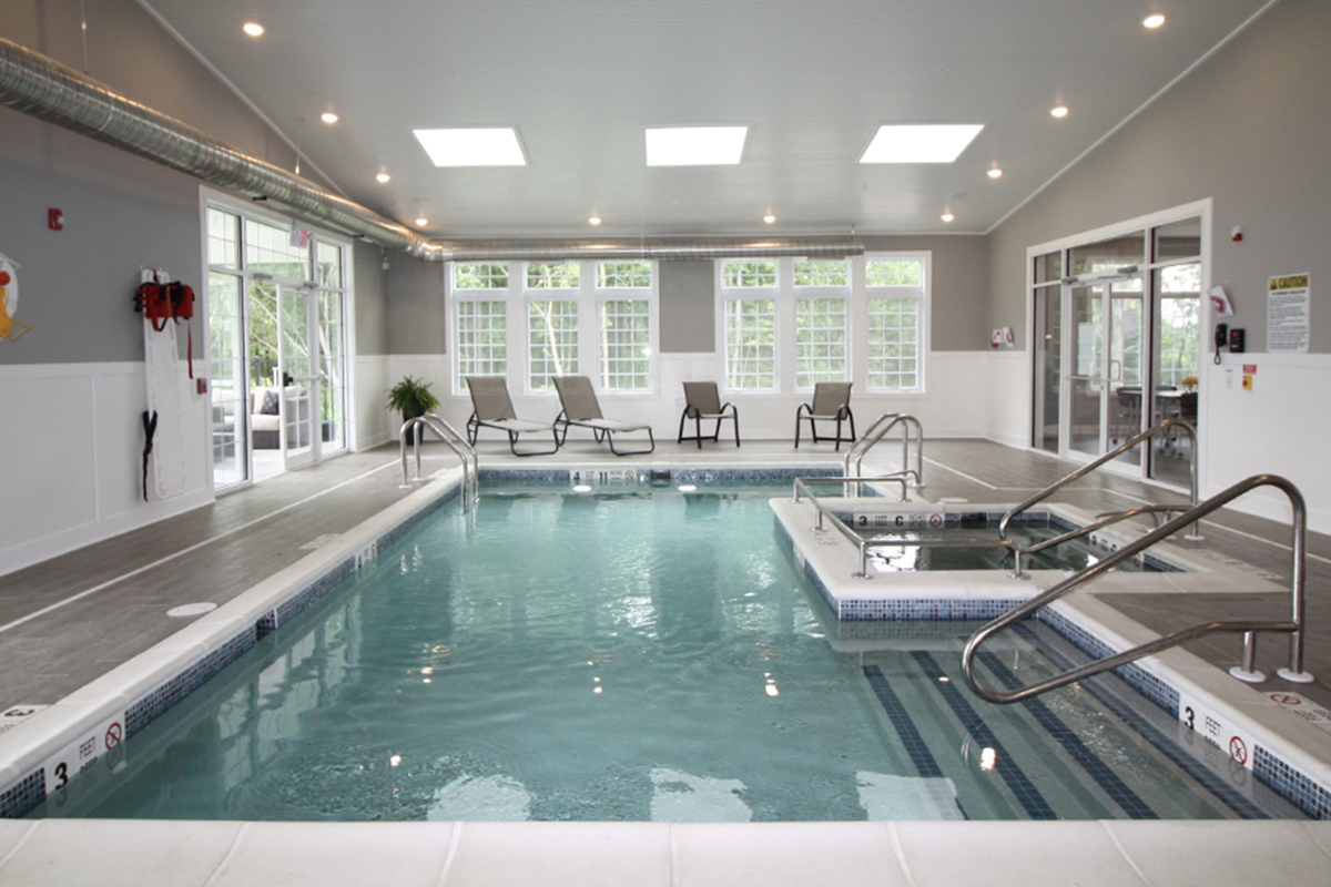 Northern Pass Luxury Pool Colonie NY